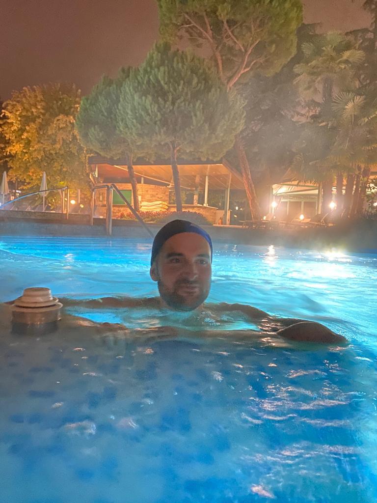 Relax tra 1000 idromassaggi