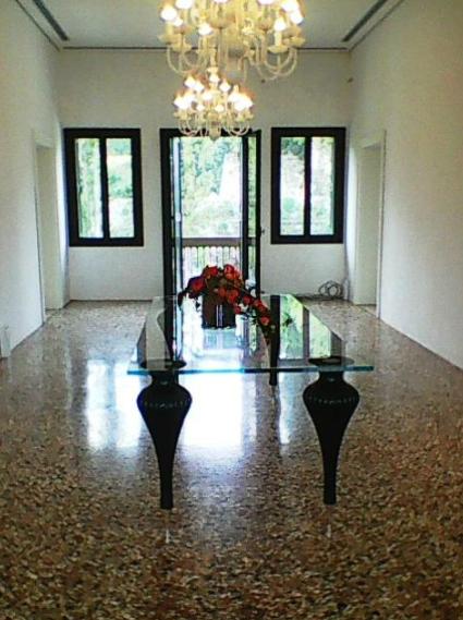 Interno Villa Draghi