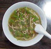 【肉絲麺】