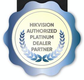 TAURUS Sicherheitstechnik ist HikVision Platinum Partner!