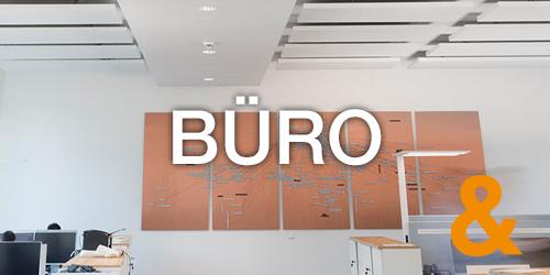 Metalldecken für Bürogebäude - verbesserte Raumakustik und optische Aufwertung Ihres Büros