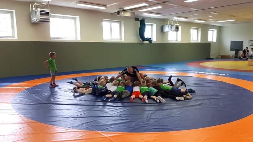 """Training für die """"Krabbelgruppe"""" startet wieder"""