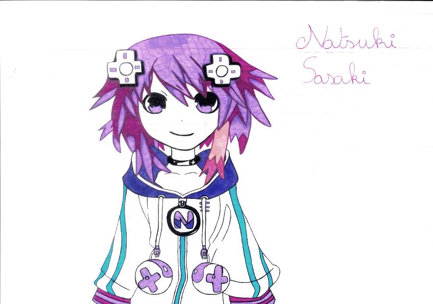 Natsuki Sasaki par Alexia