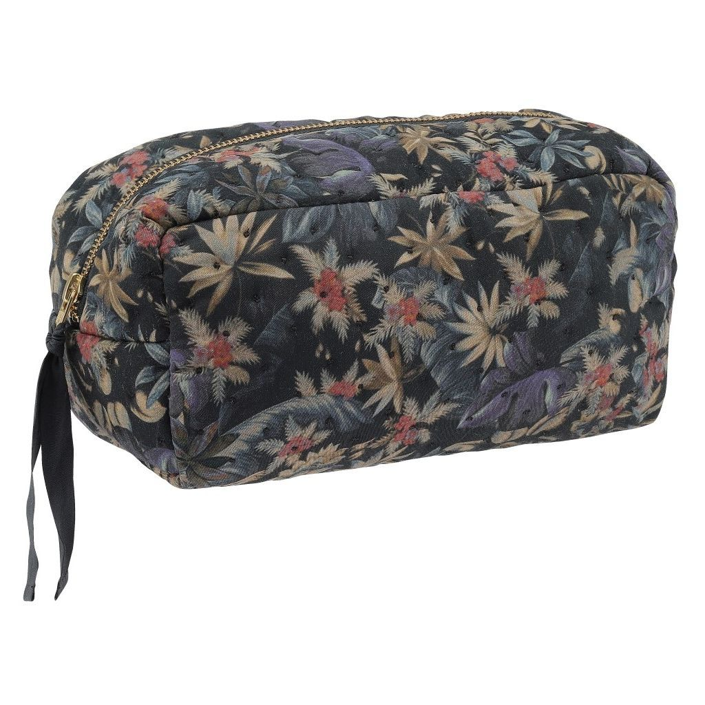 Konges Sløjd Organic Cotton Quilted Toiletry Bag Marquis