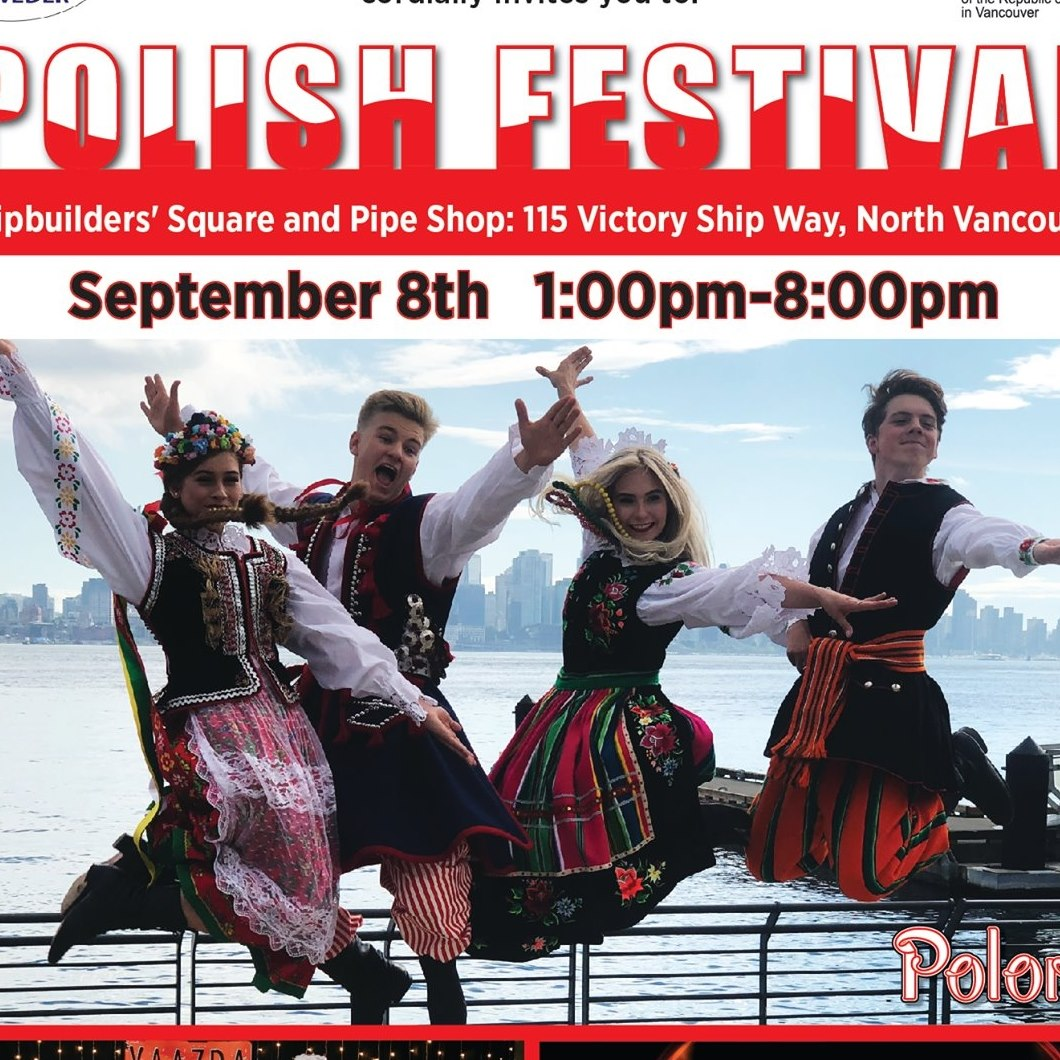 North Van Polish Fest - Sept 8 - Time TBA