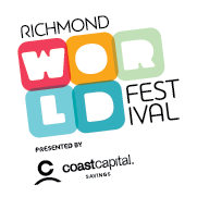 Richmond World Festival - Aug 31 - 2 pm