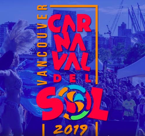 Carnaval del Sol - July 7 - 1 pm