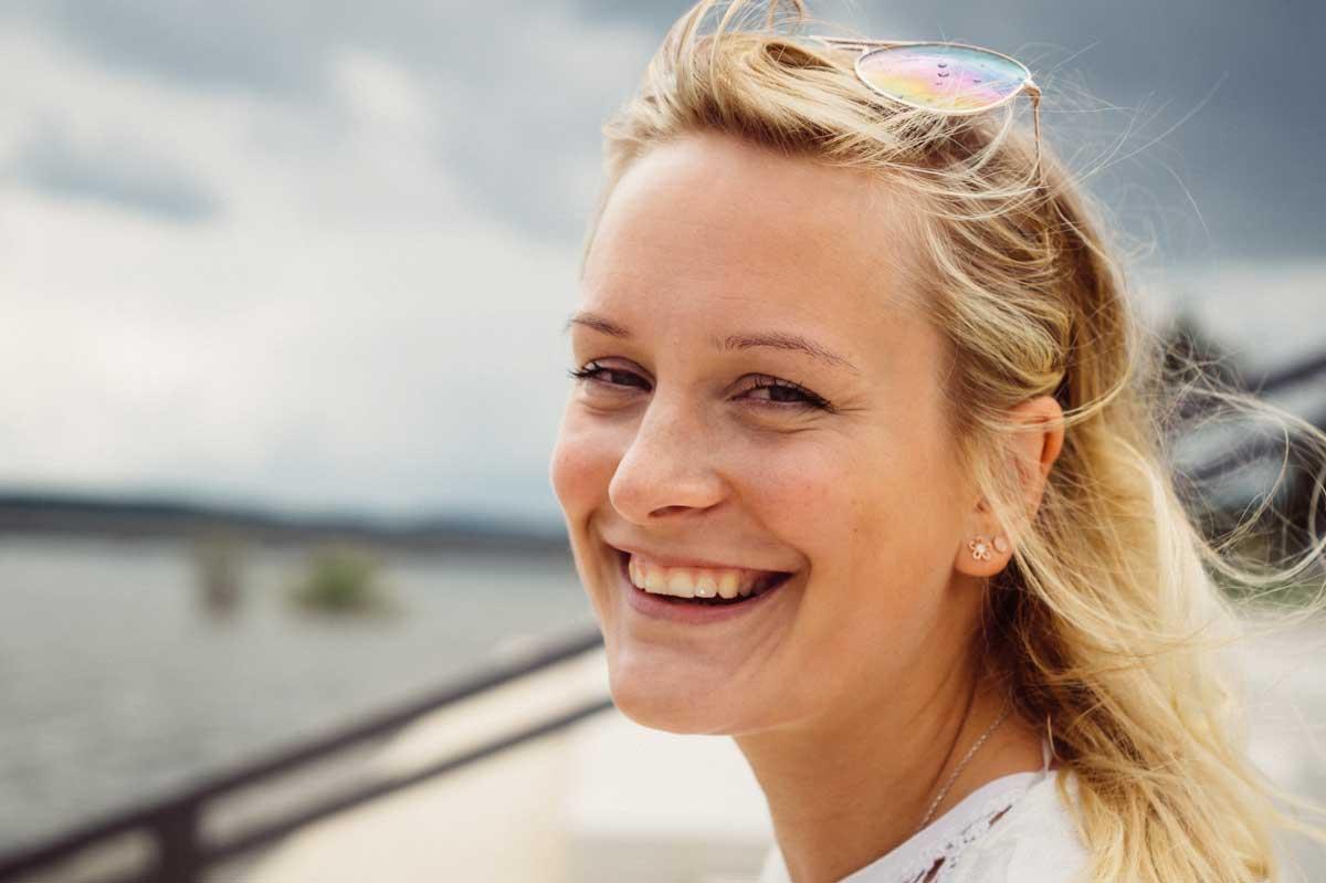©️benjamin wojcik photography - Fotograf Sauerland: Nahaufnahme Frauenporträt