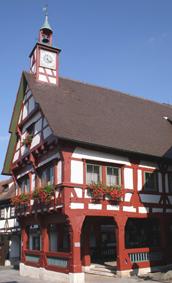 Rathaus Mühlheim © Stadt Mühlheim