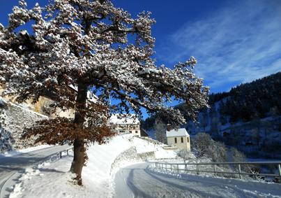 Winter © Stadt Mühlheim