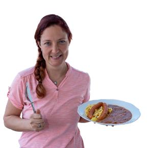 Linsen-Rezept vom Kochschwabe - Der Klassiker mit Alb-Leisa, Spätzle und Saitenwürstle - HVP129