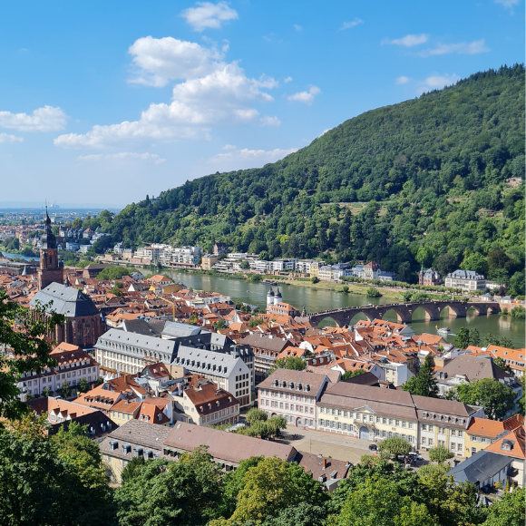 Heidelberg erkunden mit dem Gigi Audio-Reiseführer - Schloss, Heiligenberg, Zuckerladen, Bier & Co - HVP177