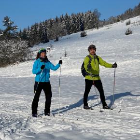 Winterwunderland Münsingen auf der Schwäbischen Alb - Mit Abstand Wintersport & Natur erleben - HVP153