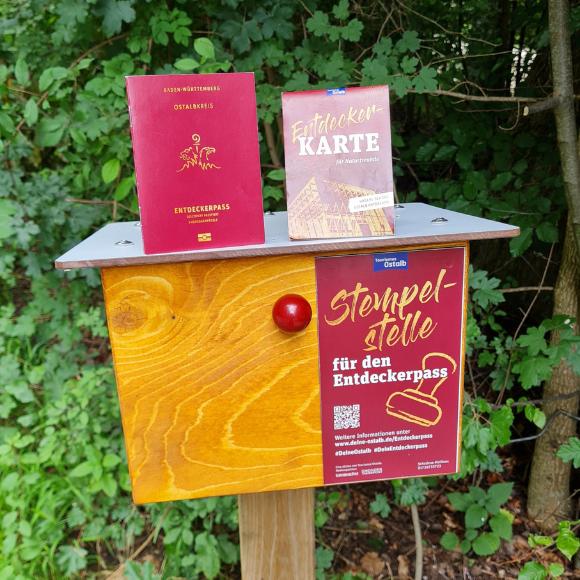 Sommeraktion vom Ostalb Tourismus - 25 Stempel für den Entdeckerpass - HVP172