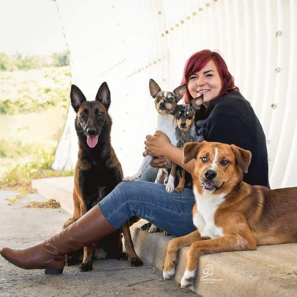 Wandern mit Hund und Begegnung mit Hunden - Hundetrainerin und Haltercoach Katharina Lange im Interview - HVP164