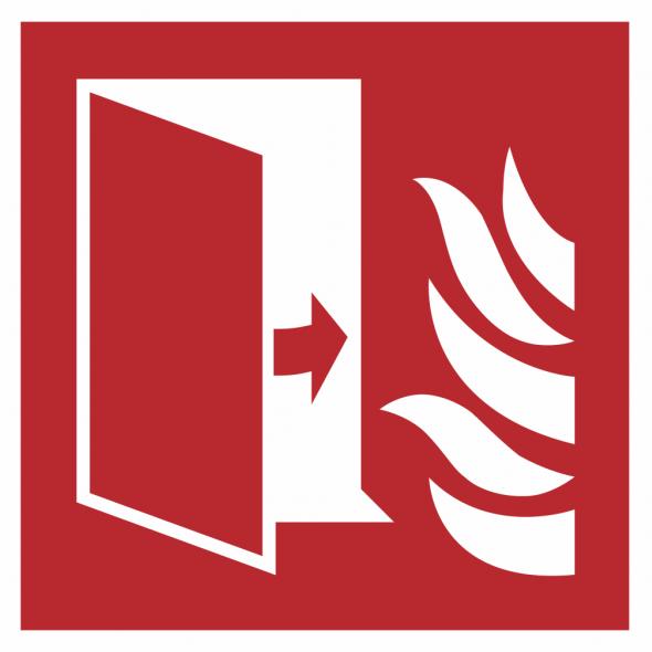 Brandschutztüren im Wasser