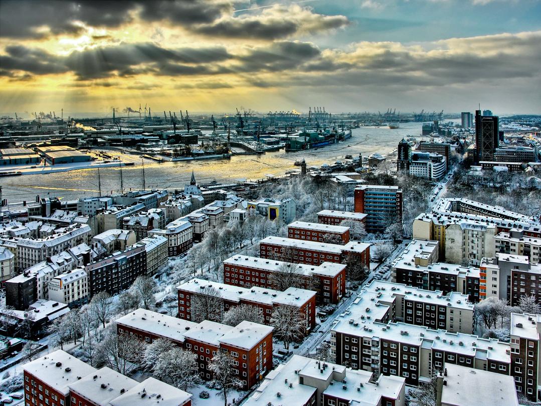 Hafenblick©Gerd Johannsen