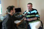 Olaf Döscher im Interview.