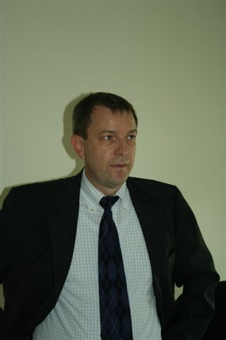 Dr. Ludwig Böckmann macht am Sonntag die Nachwahlanalyse. Für ihn wird's 'ne lange Nacht.