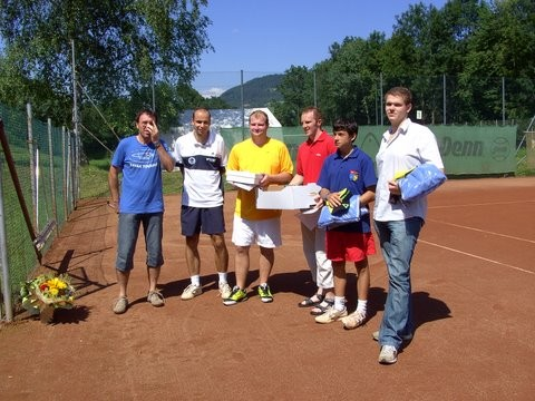 Obmann Reinhold Zawrel + Kapusta/Lesiak +Schmutzer/... + Schwingshackl/Kahlhofer
