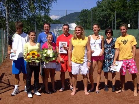 Eckmayr/Huber + Obmann TCK + Steinkellner/Haider + Hellmonseder/Finster + Hofer/Roijers