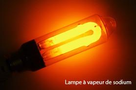 Lampe à vapeur de sodium