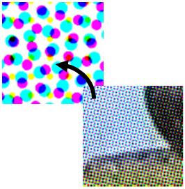 imprimerie couleurs