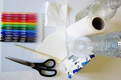 Matériel pour chromatographie