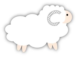 羊イラスト