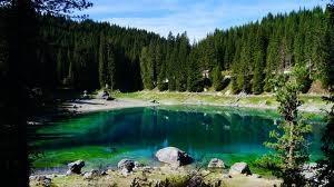 Kalter See: Der wärmste See der Alpen :-)