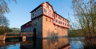 Eindrücklich: Das Wasserschloss Hagenwil