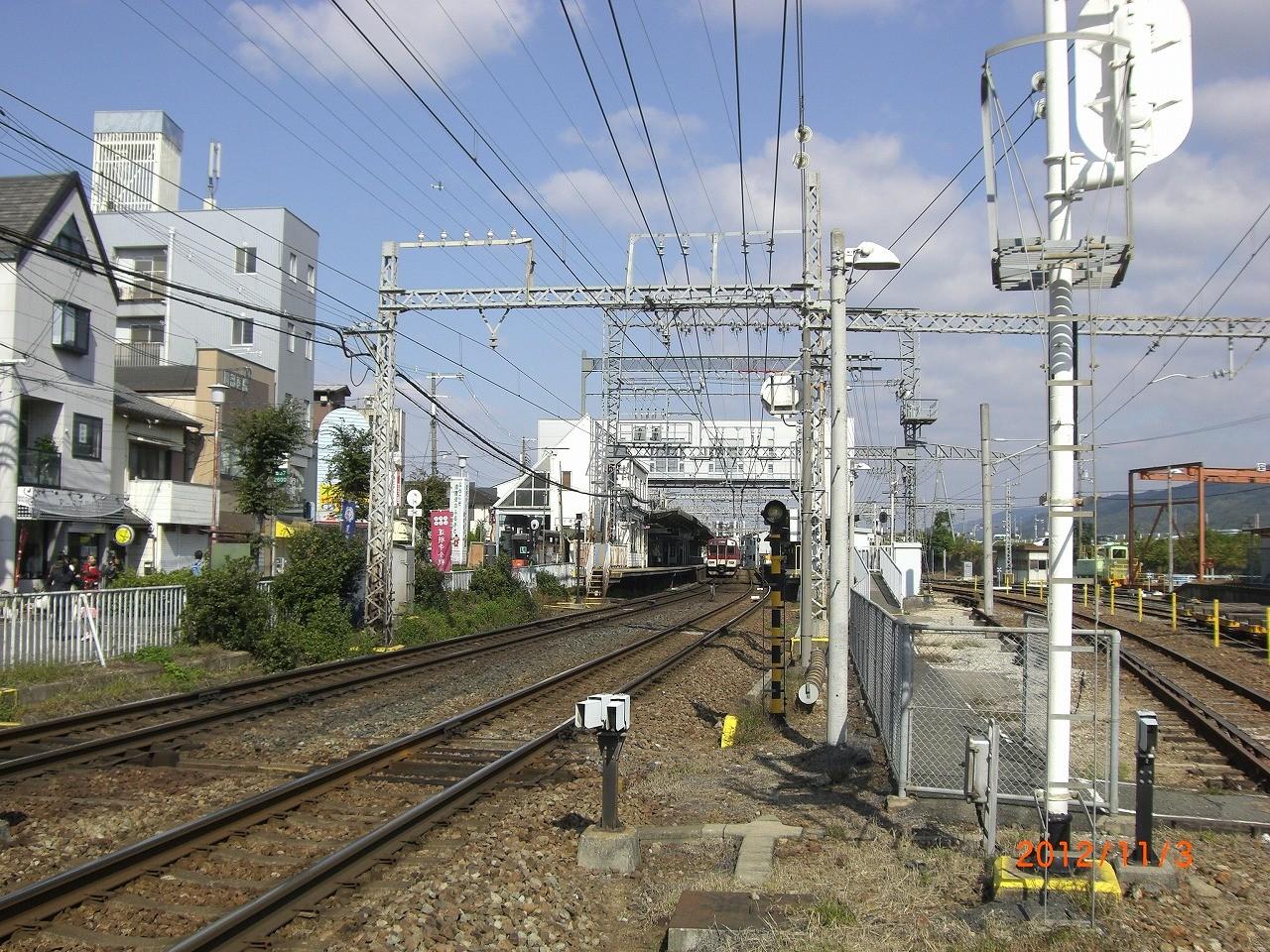 01_道明寺駅