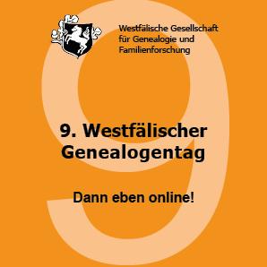 Ahnenforscher Stammtisch Unna beim virtuellen Westfälischen Genealogentag mehr als zufrieden