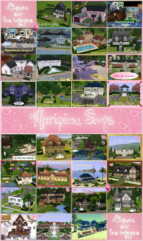 [Sims 3] Maripiou Sims - Page 7 Image