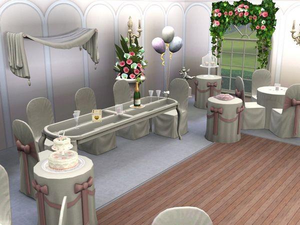 Sims 3 Modeli – Yarona (Boite sur la table)
