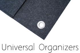 Universal Organizer Rob&Raf Graphit