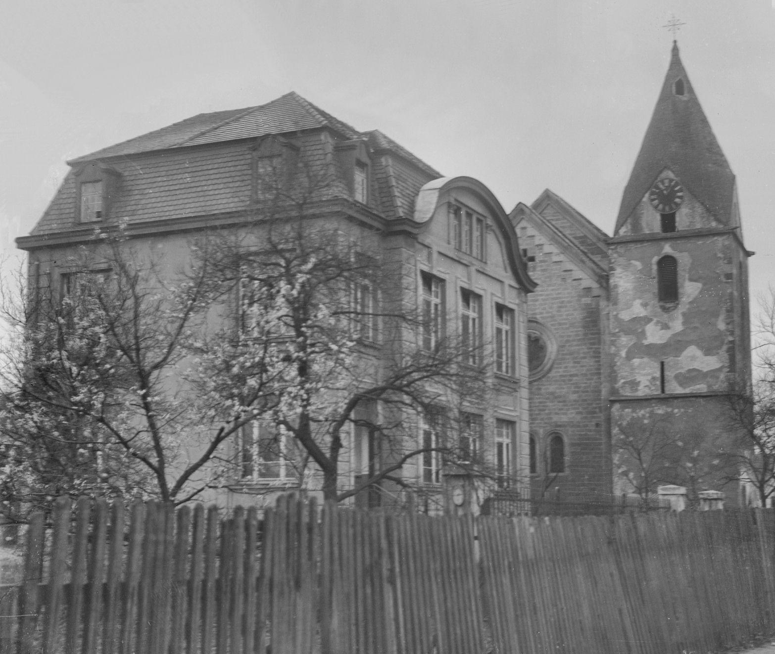 GS Gerolsheim um 1915
