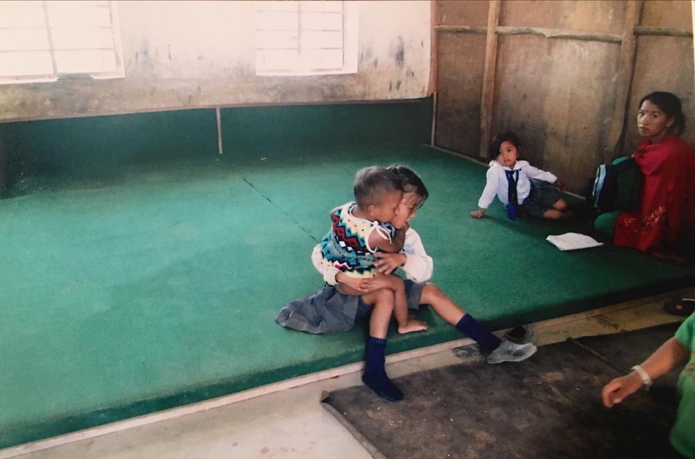 floor-sittingは2教室あります。