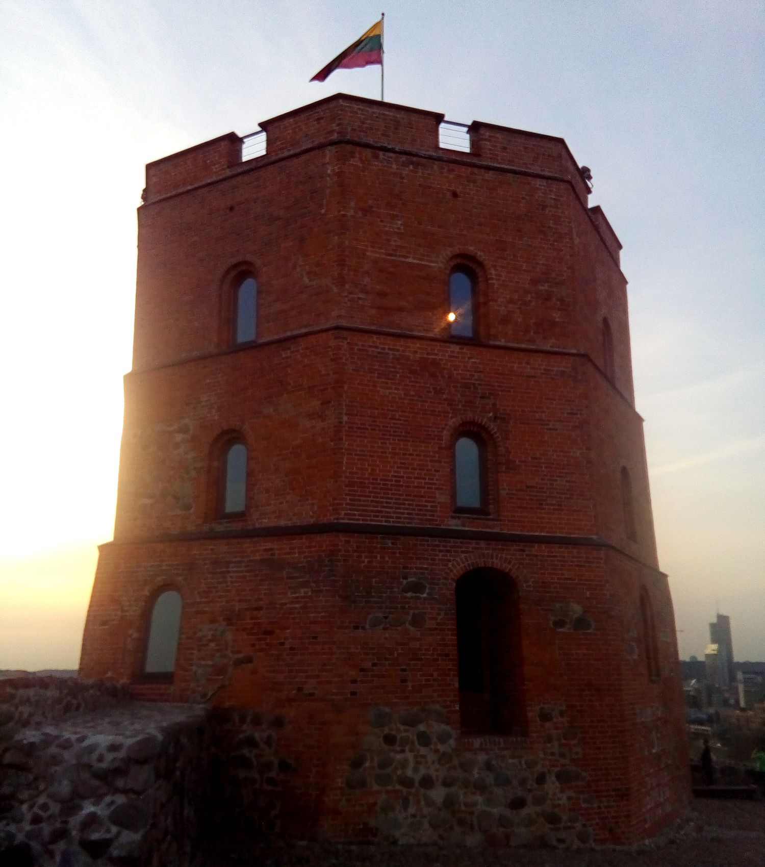 Gediminas - Tower