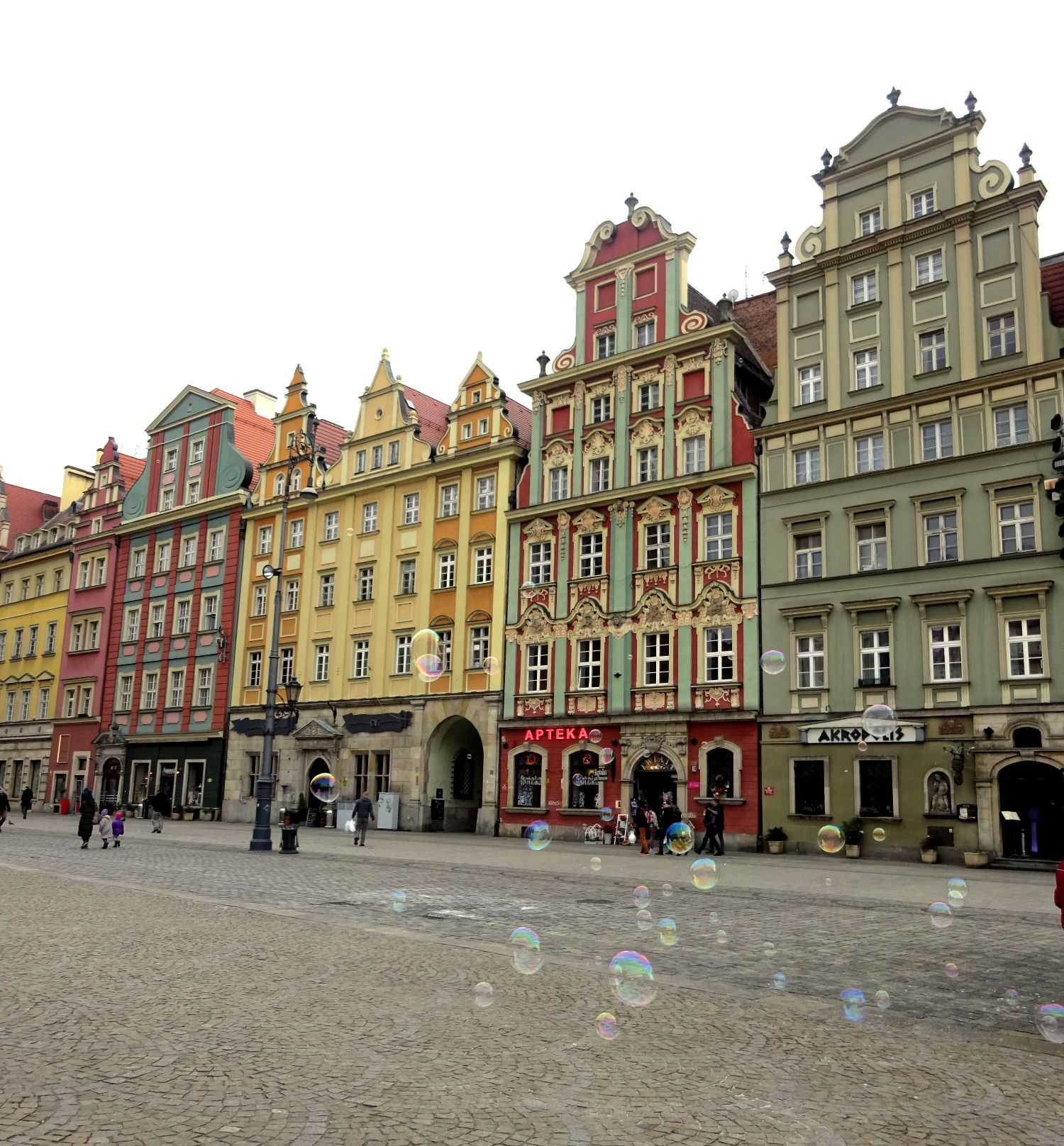 Wroclaw, you're beautiful!