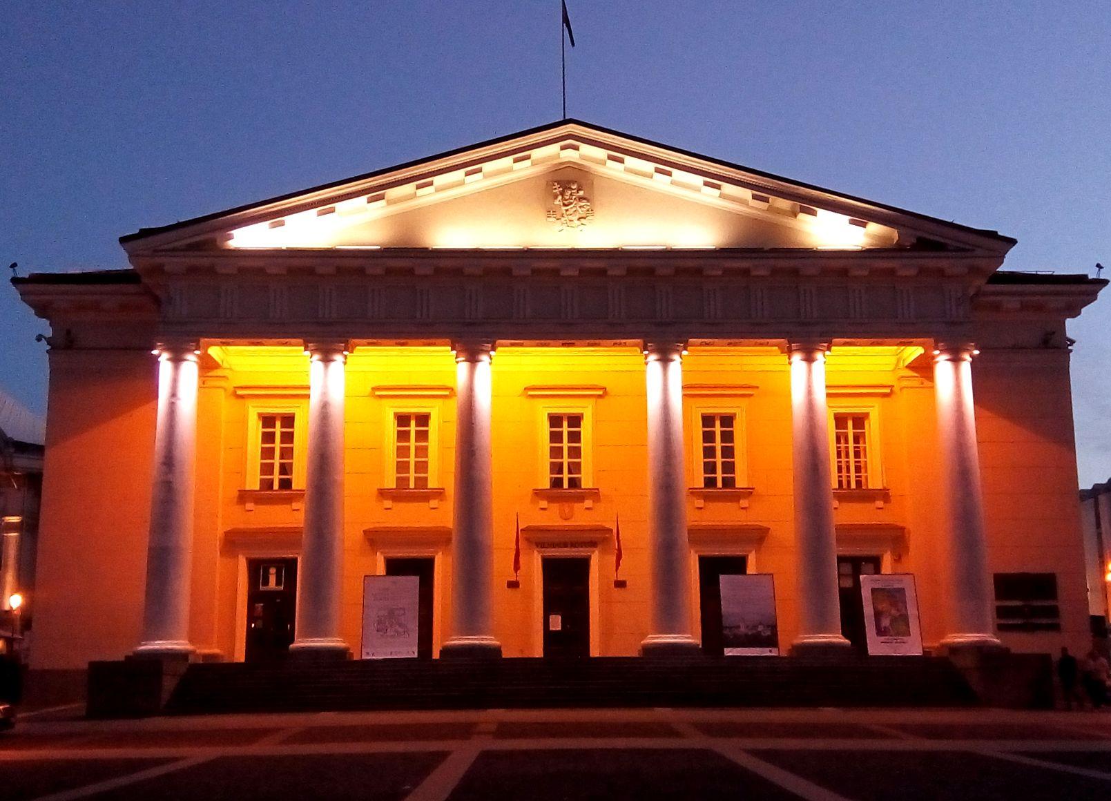 Vilnius - Townhall