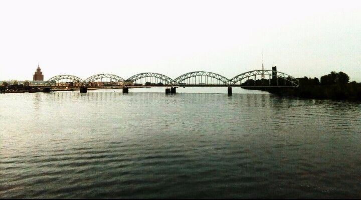 We have this thing with bridges,..