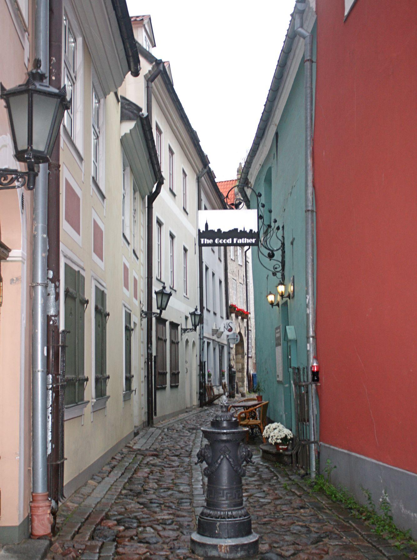 Riga Streetview