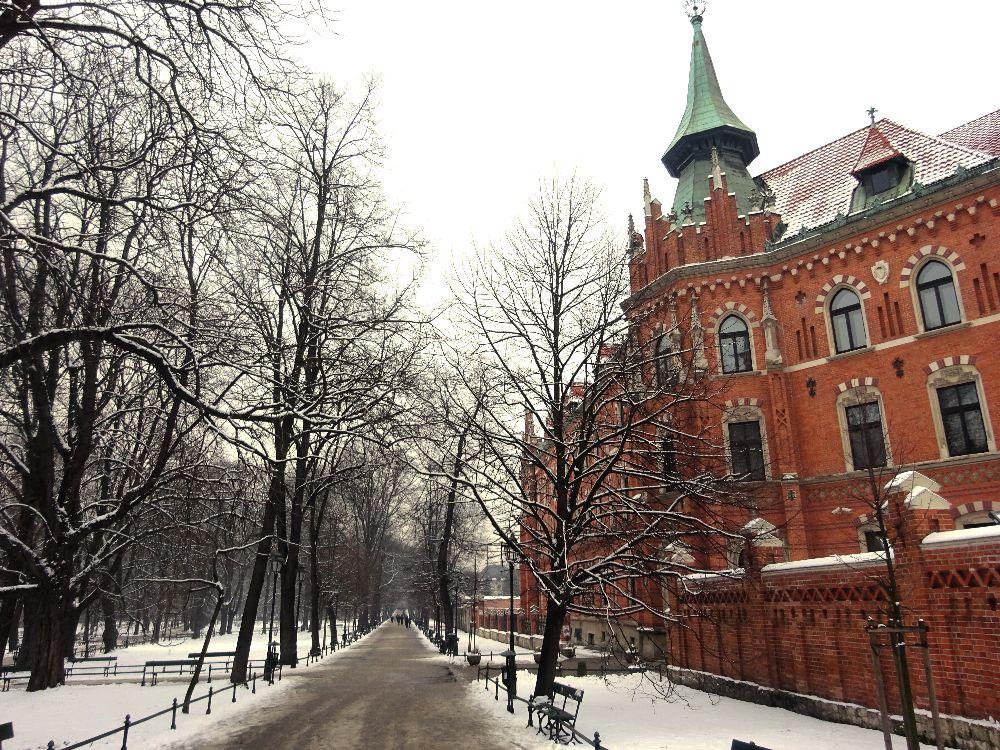 Planty Park - Krakow