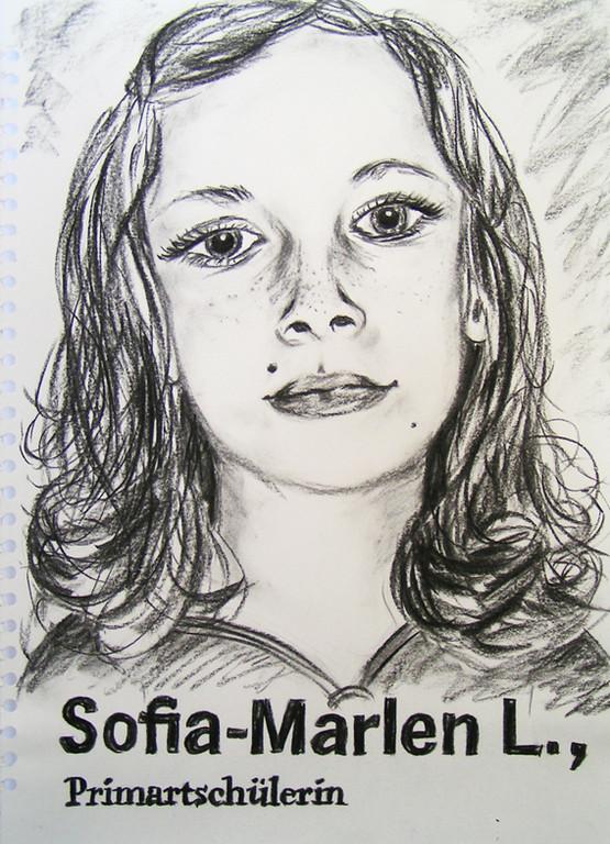Sofia-Marlen L., Primartschülerin