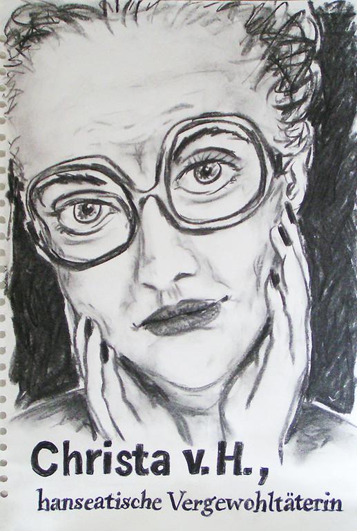 Christa v. H., hanseatische Vergewohltäterin
