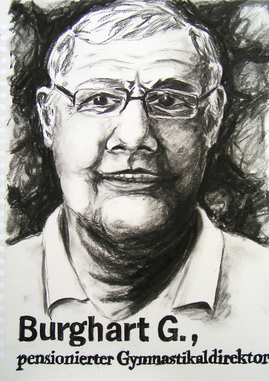 Burghart G., pensionierter Gymnastikaldirektor