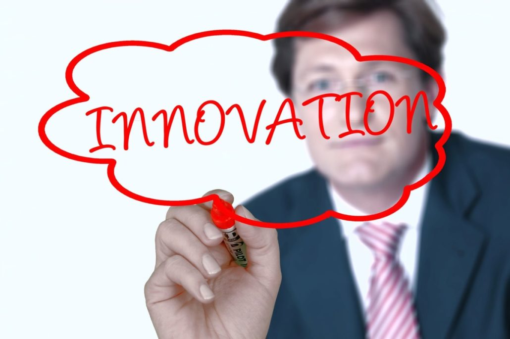 Fördermittel für Innovationen beantragen