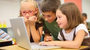 受講中の子どものイメージ画像