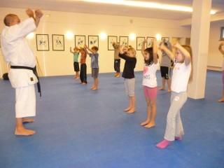 coole Karateschule
